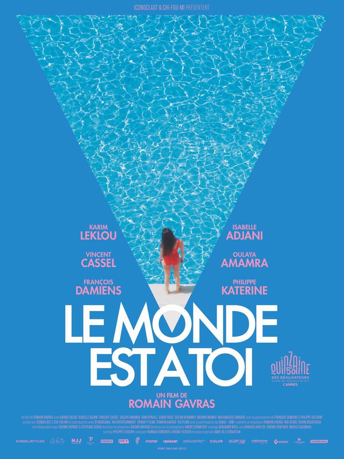 Le Monde est a Toi film cover