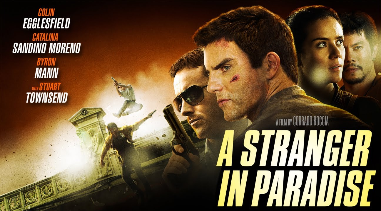 A Stranger in Paradise film poster